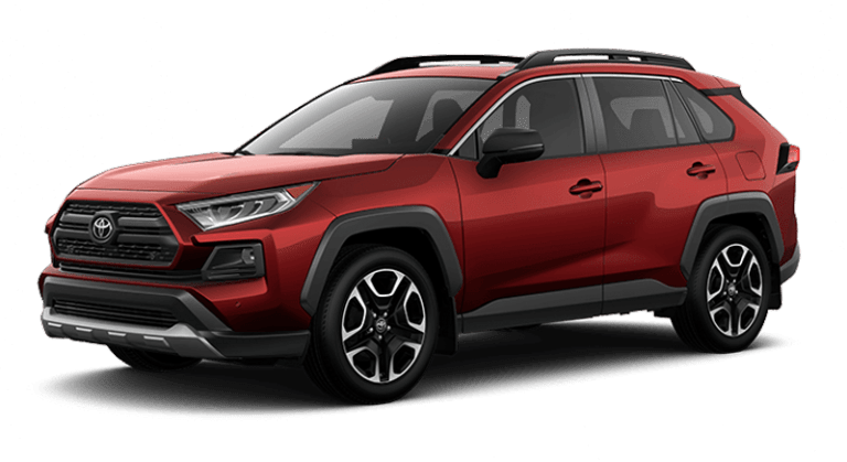 2020 Toyota RAV4 in Winnipeg