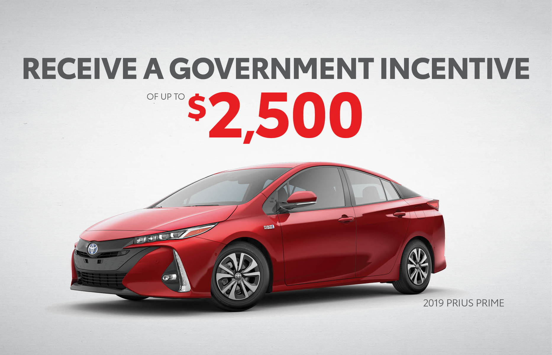 Toyota Prius Government Rebates