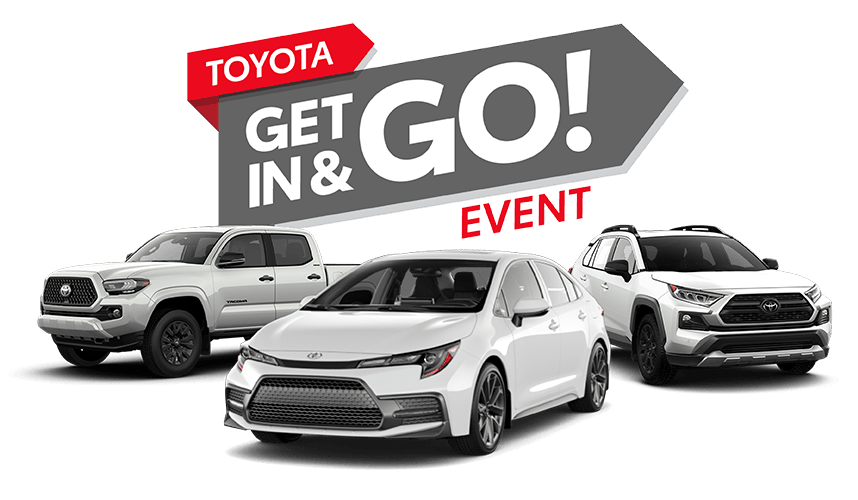 Get In & Go! Event