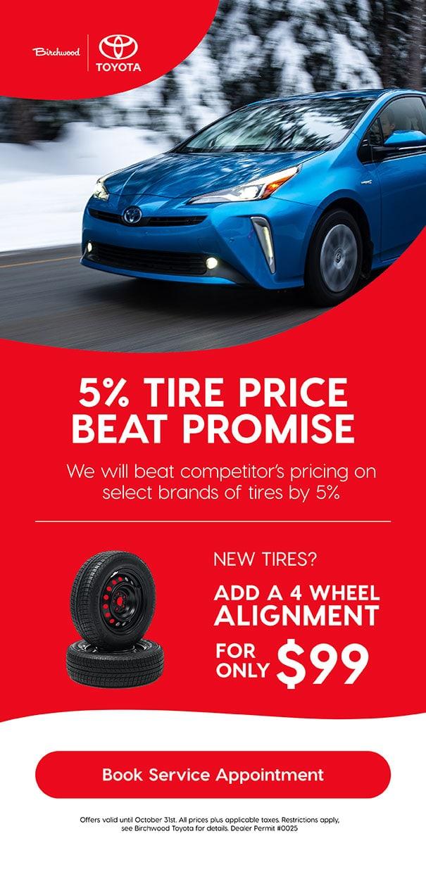 Tire Beat Promise Image